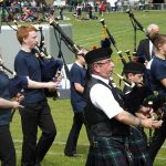 outh Piping and Drumming in Moray
